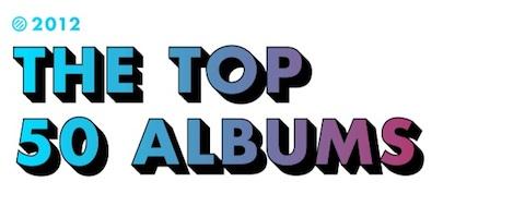 Pitchfork Albums