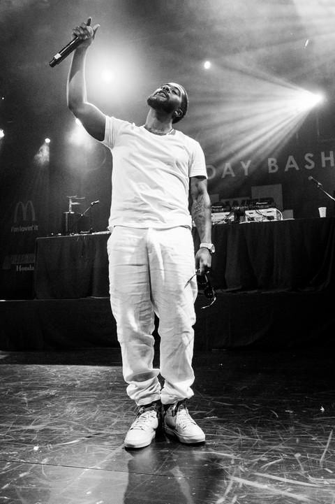 Omarion / DJ Self / DJ Norie