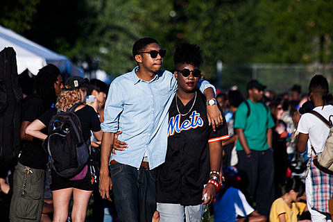 2013 Afropunk Festival in Photos - Commodore Barry Park, Brooklyn, NYC - August 24th and 25th, 2013
