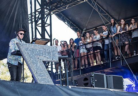 2014 Austin City Limits - Day 1