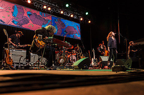 Neko Case - AV Fest 2013, Chicago - photos by Jeff Ryan - September 6th, 2013