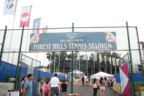 Bear's Den - Forest Hills, Queens - August 29th, 2013