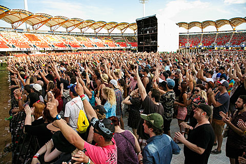 Big Day Out - Gold Coast, Australia - January 19th, 2014