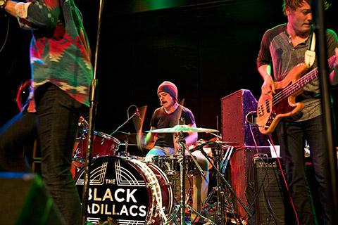 Black Cadillacs