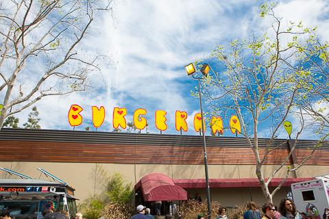 Burgerama III - Santa Ana