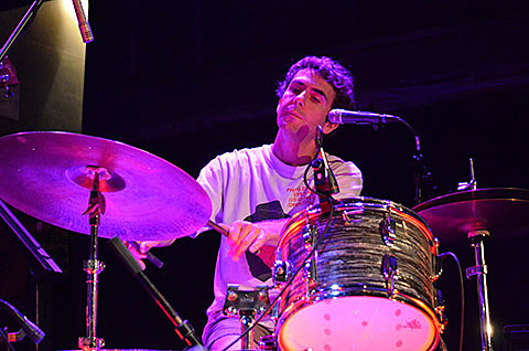 Chris Cohen - Bowery Ballroom - photos by P Squared - August 30th, 2013