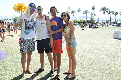 Coachella 2013 - Day 2