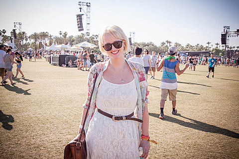 Coachella 2013 - Week 2 in Pictures - Day 1