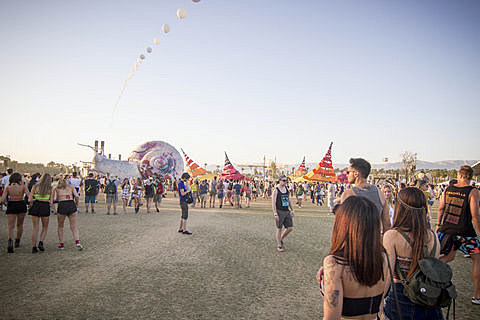 Coachella 2013 - Week 2 in Pictures - Day 2