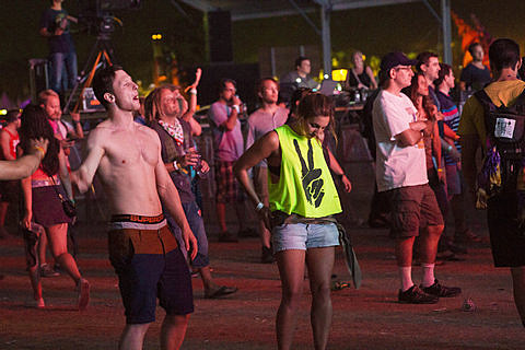 Coachella 2013 - Week 2 in Pictures - Day 3