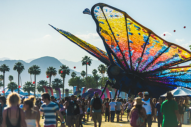 Coachella 2015 - Day 3