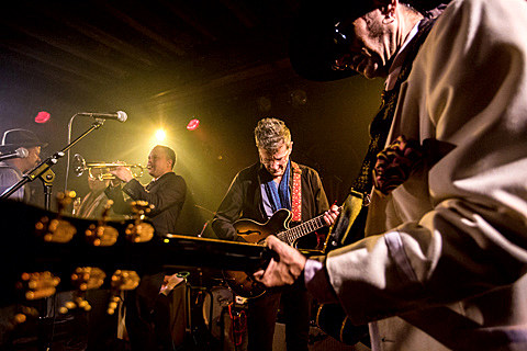 Danny Clinch Book Release Party - McKittrick Hotel