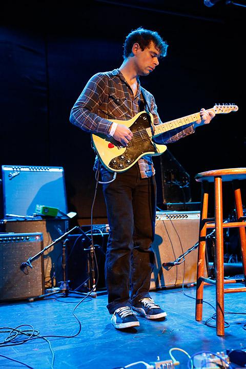 David Novick - Bowery Ballroom - photos by P Squared - August 30th, 2013