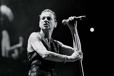 Depeche Mode - Barclays Center, Brooklyn - photos by P Squared Photography - September 6th, 2013