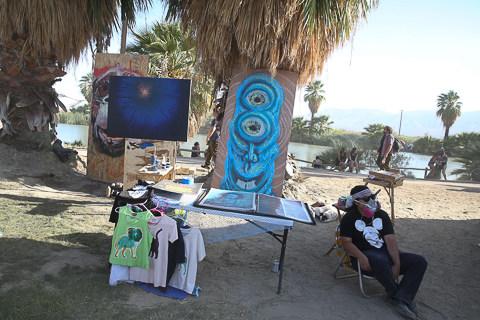 Desert Daze 2014 - Sunset Ranch Oasis, California