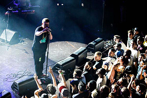 El-P - Webster Hall, NYC - August 14th, 2013