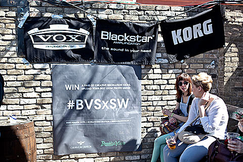 BV SXSW 2013 - Day 1