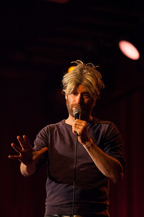 Eugene Mirman Comedy Festival 2014 - Day 3