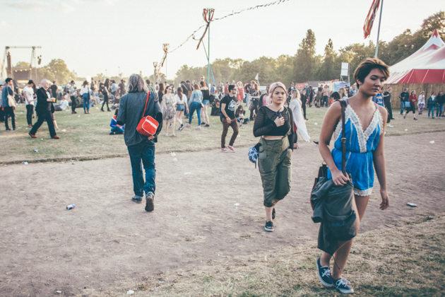 2015 Field Day Festival - London