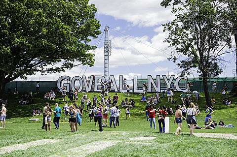 2014 Governors Ball - Day 1