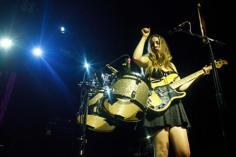 Haim - Webster Hall, NYC - September 3rd, 2013