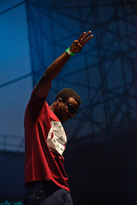 Jay Rock - Williamsburg Park, Brooklyn - September 10th, 2013