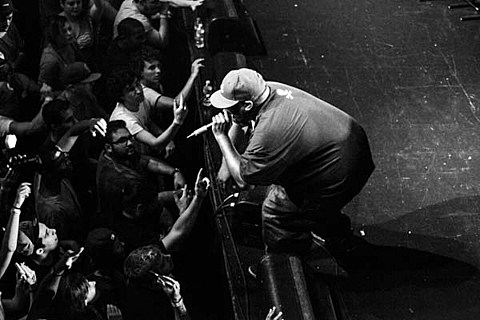 Killer Mike - Webster Hall, NYC - August 14th, 2013