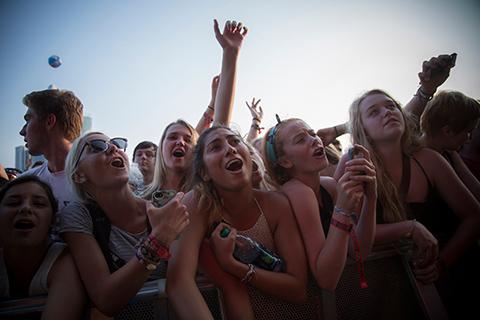 Lollapalooza 2014 - Day 2
