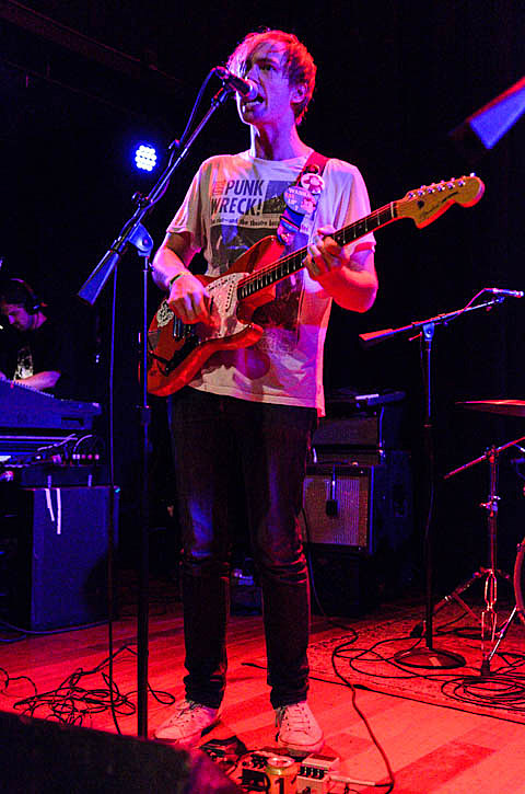 Lost Boy - Lincoln Hall, Chicago - August 28th, 2013