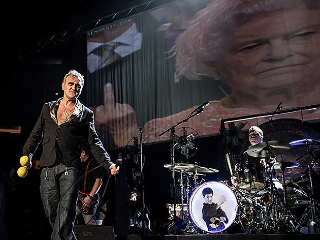Morrissey at MSG