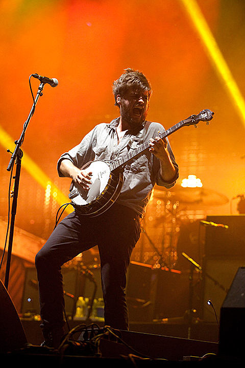 Mumford and Sons - Forest Hills, Queens - August 29th, 2013