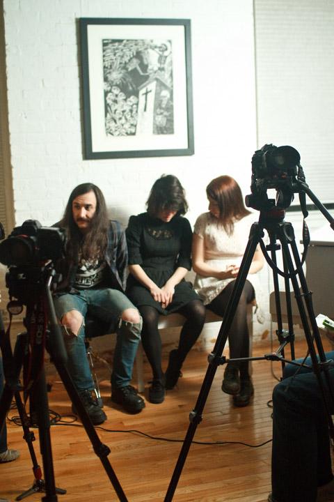 BrooklynVegan Studios Presents - Noun