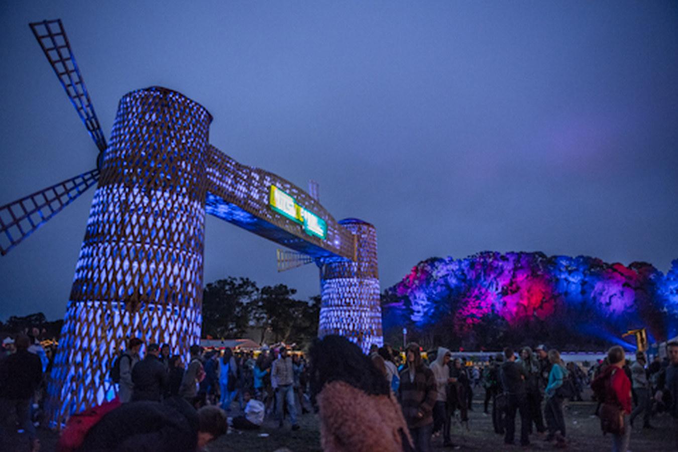 2014 Outside Lands Festival Day 2