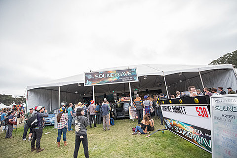 2014 Outside Lands Festival