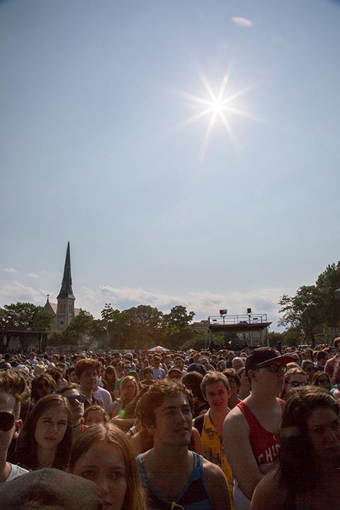 2014 Pitchfork Festival - Day 1
