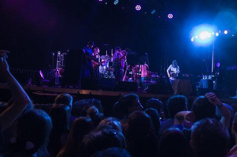 2014 Pitchfork Festival - Day 2