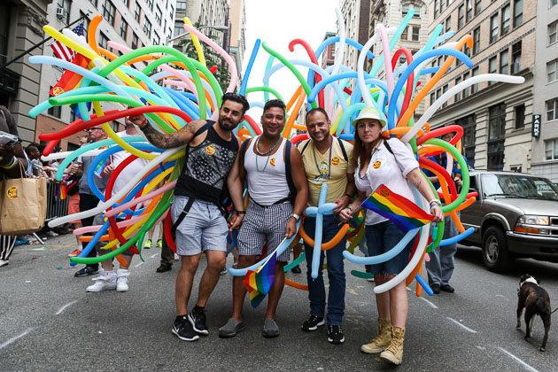 2015 NYC Pride Parade