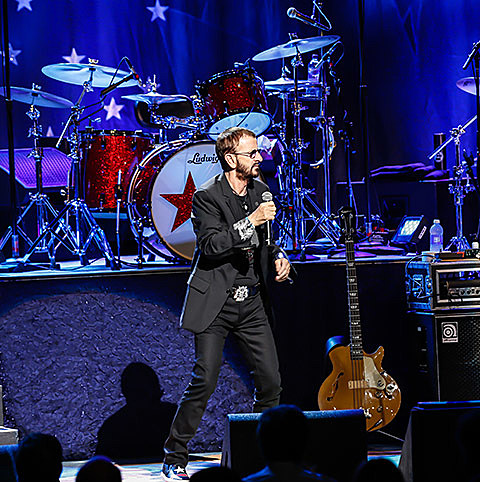 Ringo Starr Amp His All Starr Band Played Beacon Theatre