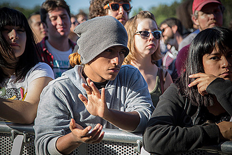Riot Fest 2014 - Day 3