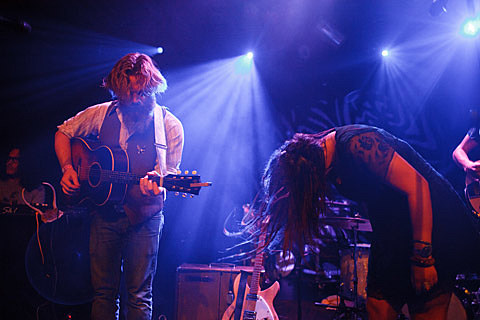 Rose Windows - Le Poisson Rouge, NYC - September 4th, 2013