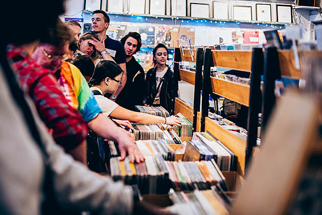 U2, Phish, & Brand New's Record Store Day releases going for $$$$ on