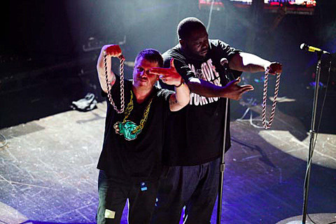 Run the Jewels - Webster Hall, NYC - August 14th, 2013