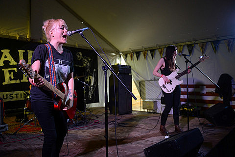Sailor Jerry House @ SXSW 2014 - Saturday