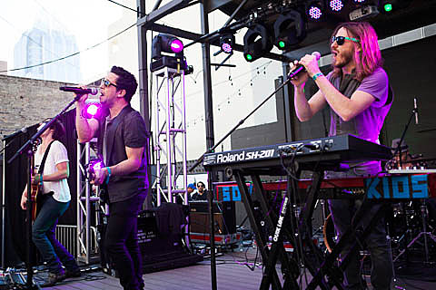 The Warner Sound - SXSW 2013