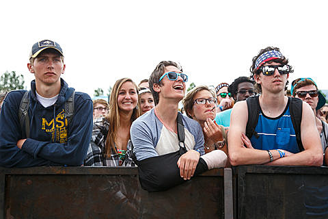 Sasquatch Festival 2014 - Day 1