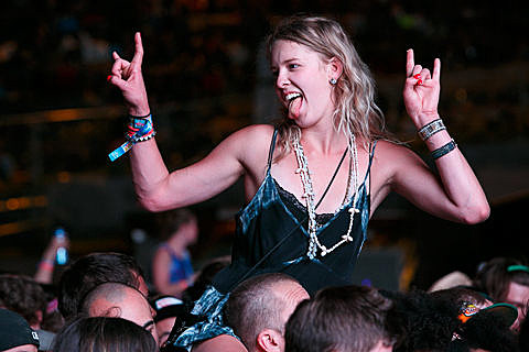 Sasquatch Festival 2014 - Day 1