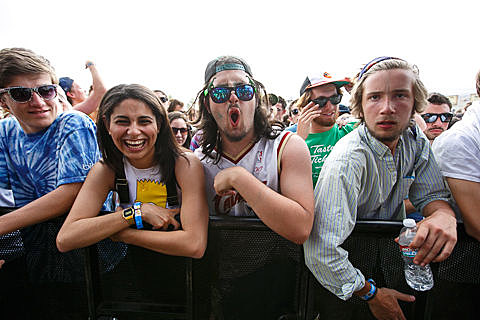 Sasquatch Festival 2014 - Day 2