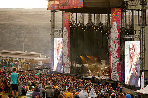 2014 Sasquatch Festival - Day 3