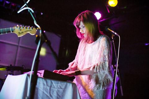 Savoir Adore - The Echo, LA - August 7th, 2013