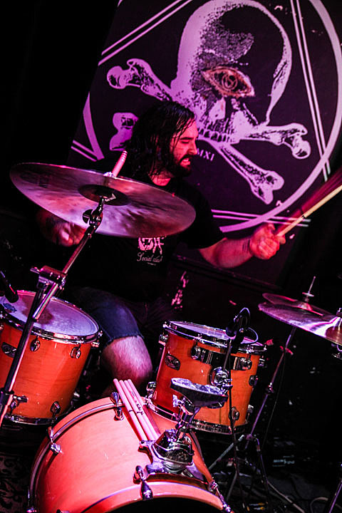 The Sidekicks - St. Vitus Bar, Brooklyn - photos by Vladislav Grach - September 5th, 2013